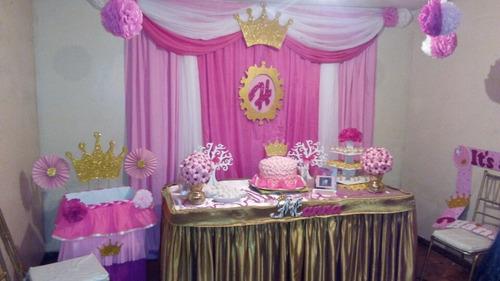 decoración de baby shower, cumpleaños, alquiler de mobiliari
