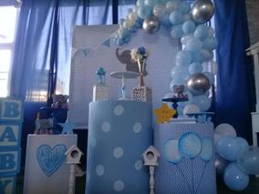 Decoracion De Baby Showermesa Principal