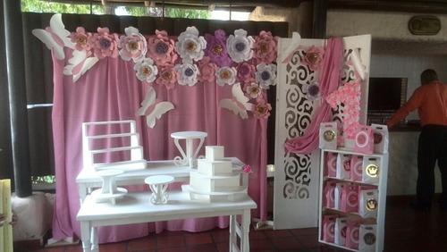 decoracion de eventos candy bar fiestas boda cumpleaños