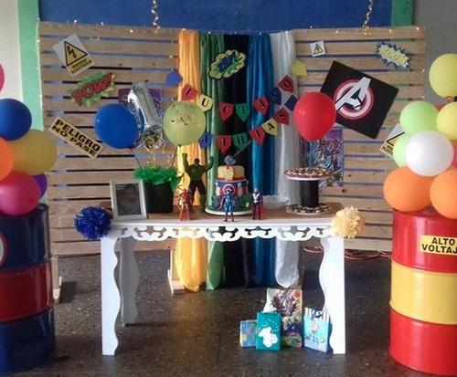 decoracion de eventos mesa de dulces bodas 15años mobiliario