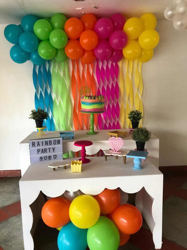 decoración de fiestas