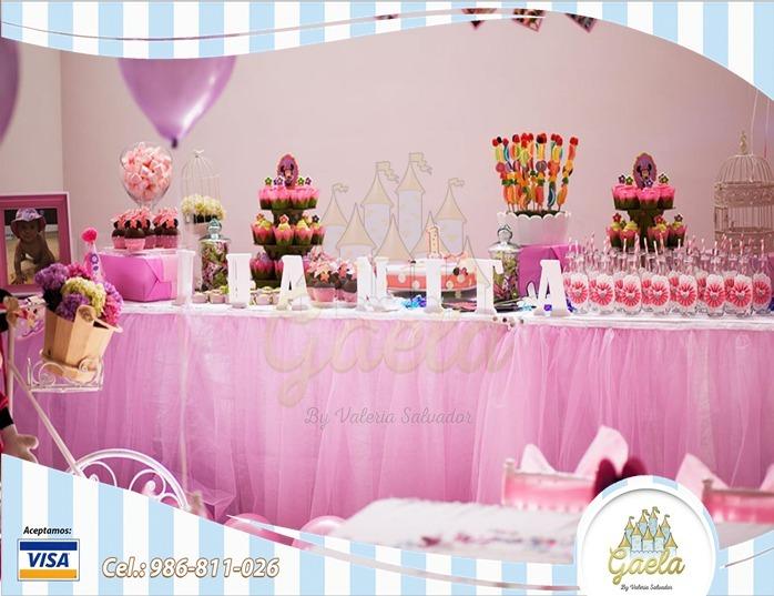 Decoraci n de fiestas infantiles alquiler eventos gaela for Outlet de decoracion online
