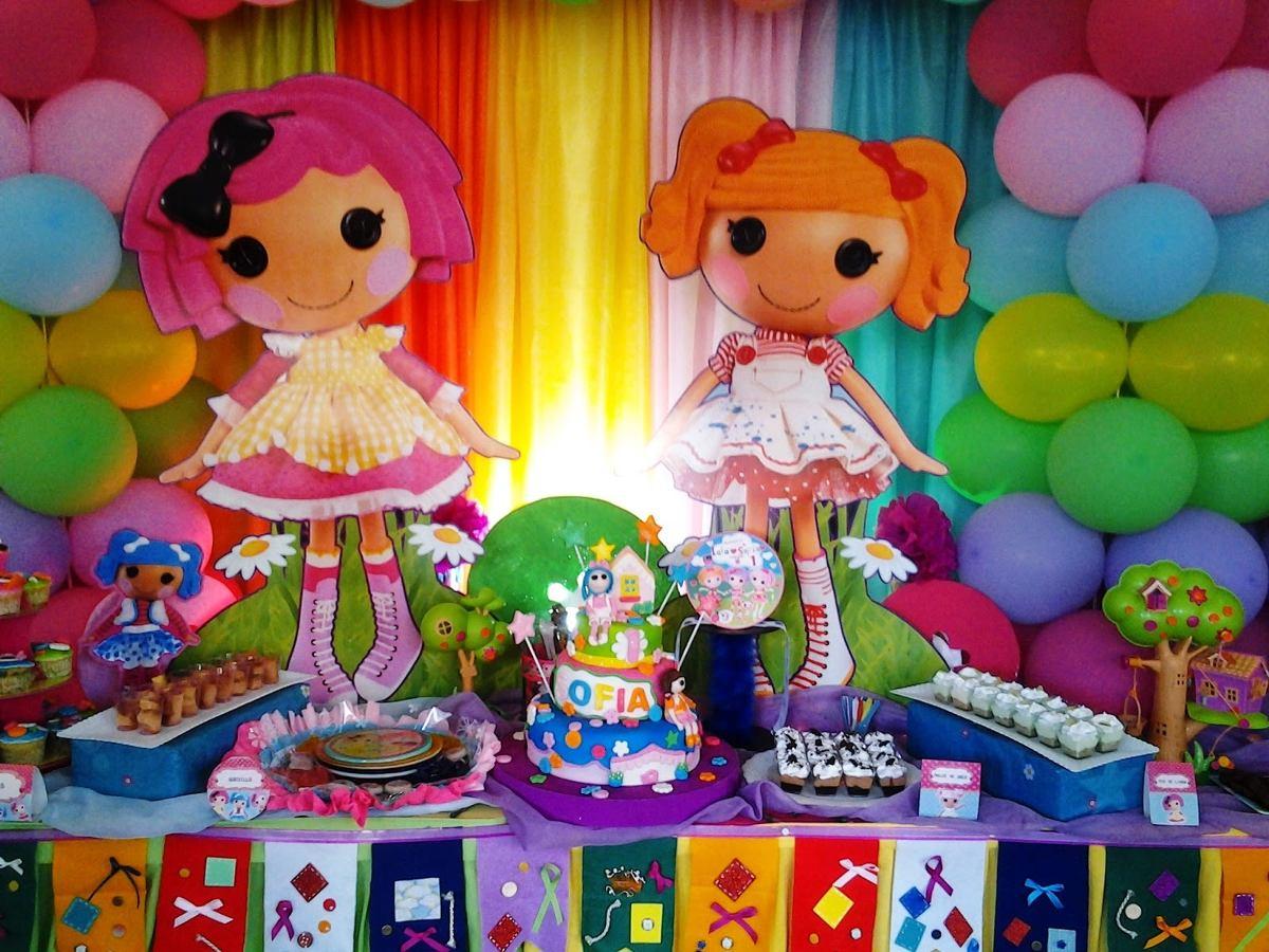 Decoraci n de fiestas infantiles econ micas princesas y - Cumple 2 anos decoracion ...
