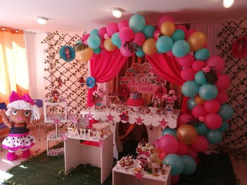 decoración de fiestas y eventos