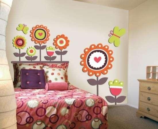 Decoracion de interiores decora tu casa murales infantiles - Decoracion de interiores infantil ...