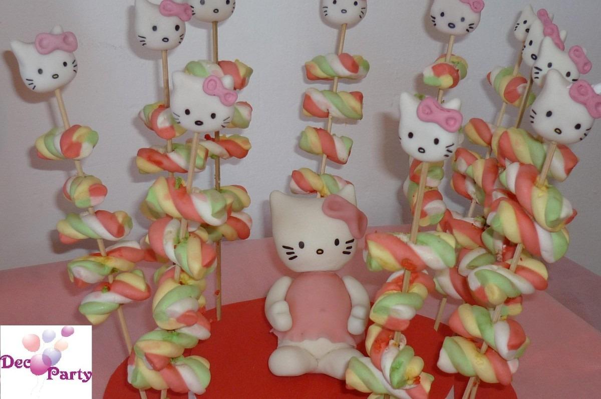 decoraci n de mesa cumplea os infantiles motivo kitty