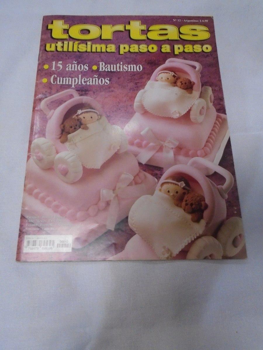 Decoración De Tortas Utilisima Paso A Paso - $ 40,00 en Mercado Libre