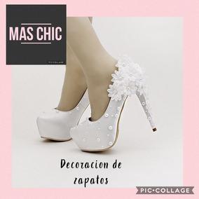095ef3cd Zapatos De Mujer Para Boda - Ropa, Calzados y Accesorios Blanco en ...