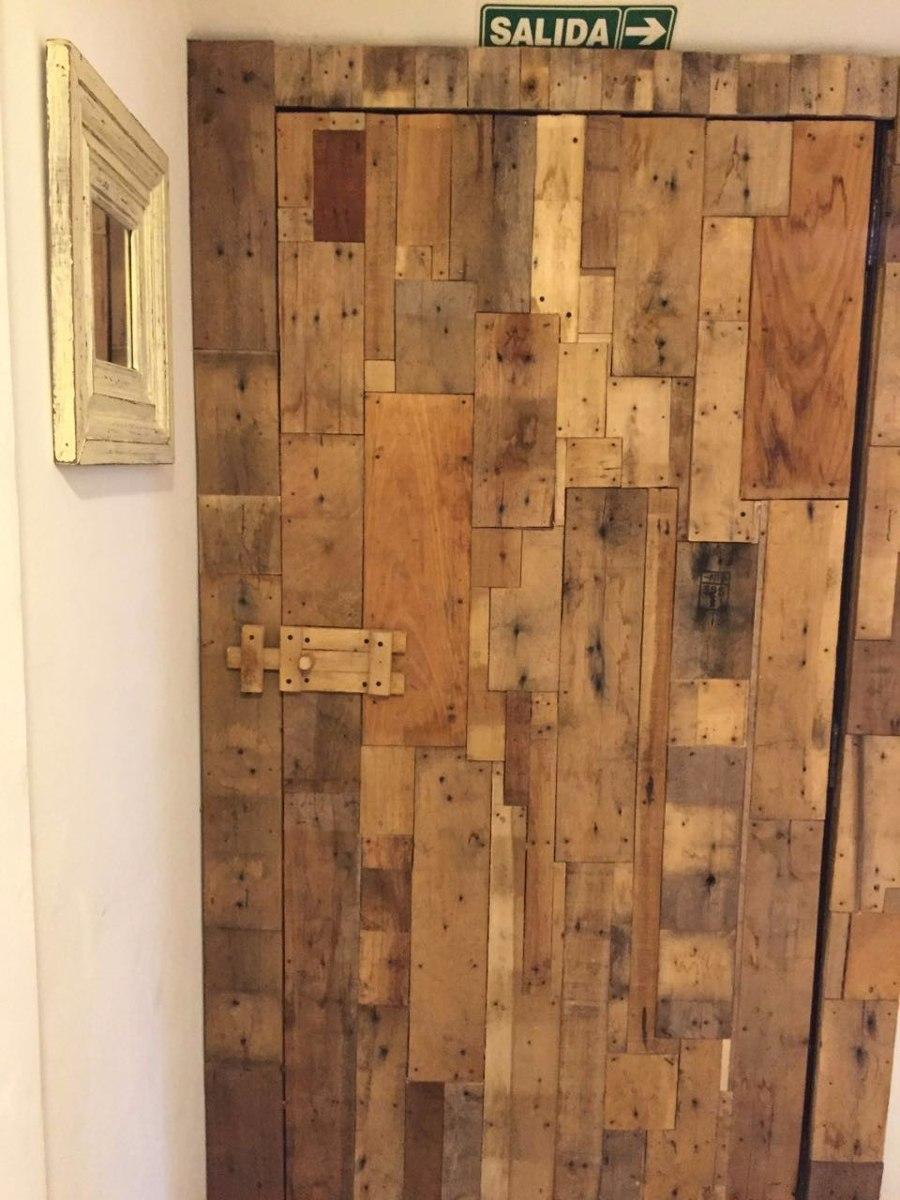 Decoraci N Decks Muebles Ambientaciones Murales De Palet 1 00  # Muebles Murales