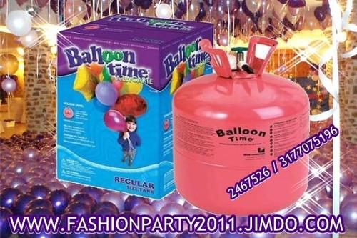 decoracion en globos bogota y helio domicilio