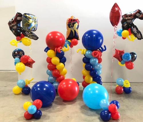 decoración en globos chia, cajica, cota, bouquet de globos