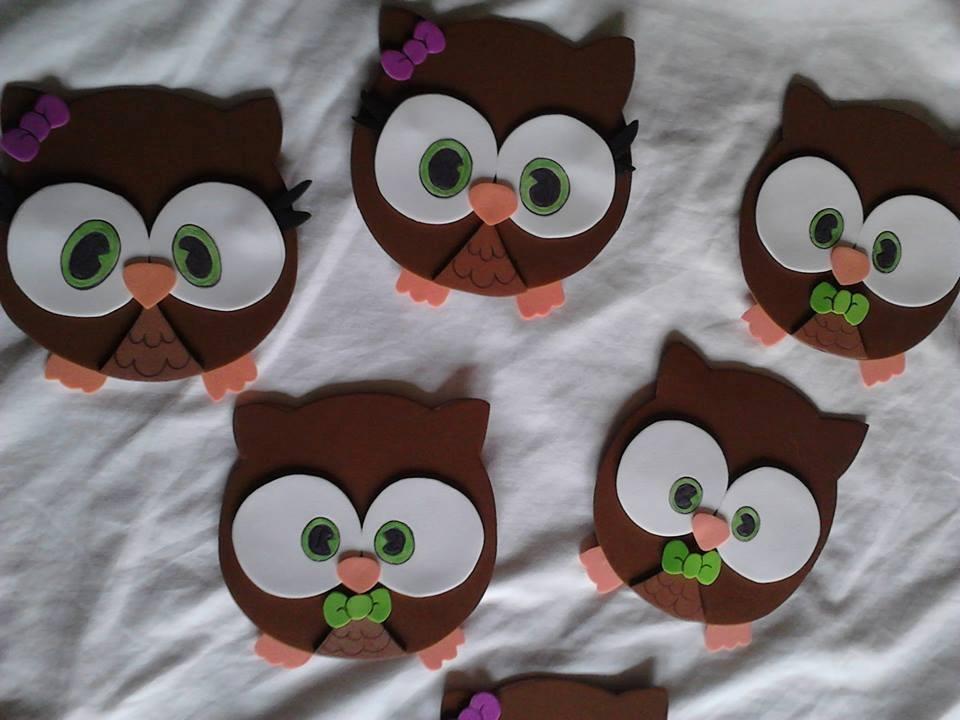 Goma Eva Decoracion Infantil Como Hacer Los Angry Birds En