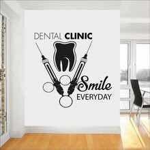 Decoración En Vinil Para Consultorio Dental