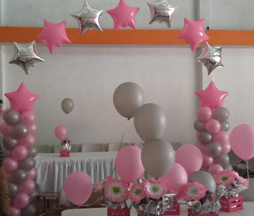 decoracion eventos con globo