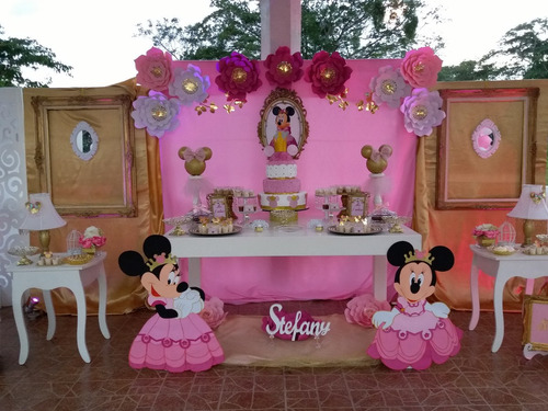decoración fiesta candy bar, bautizos, baby shower comunión