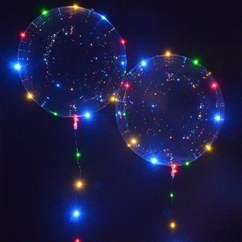 decoracion fiesta globo