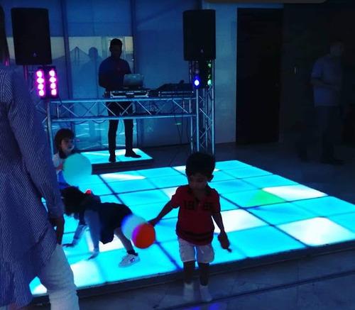 decoración fiesta infantil globos festejo atracciones música