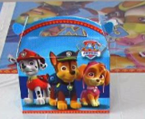 decoracion fiesta infantil patrulla canina set  cumpleaños