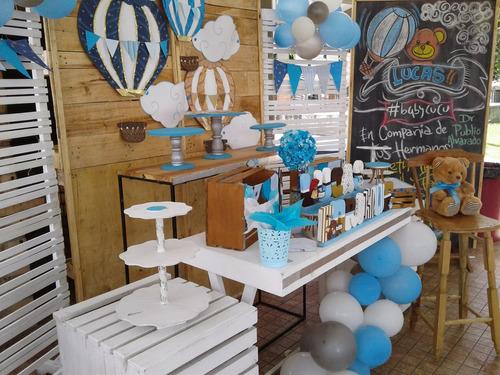 decoración  fiestas infantil/baby showers/ bautizos