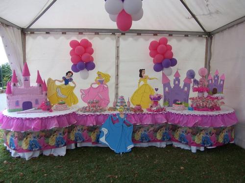 decoración fiestas infantiles princesas, héroes. economicas