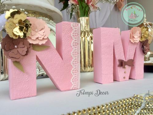 decoracion fiestas tematicas:baby shower,infantiles,boda,etc