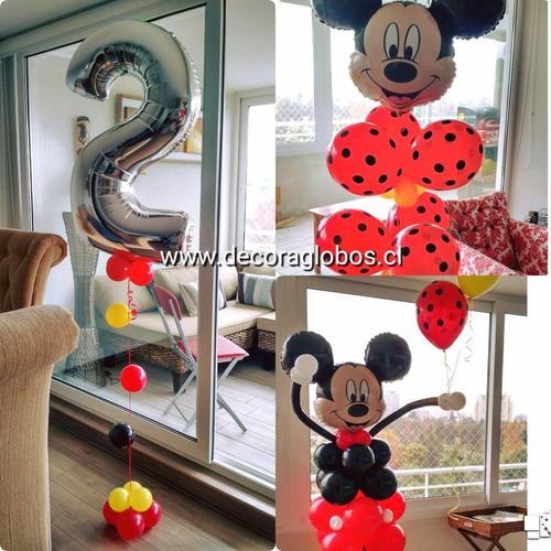 decoración globos cumpleaños infantiles,bautizos...