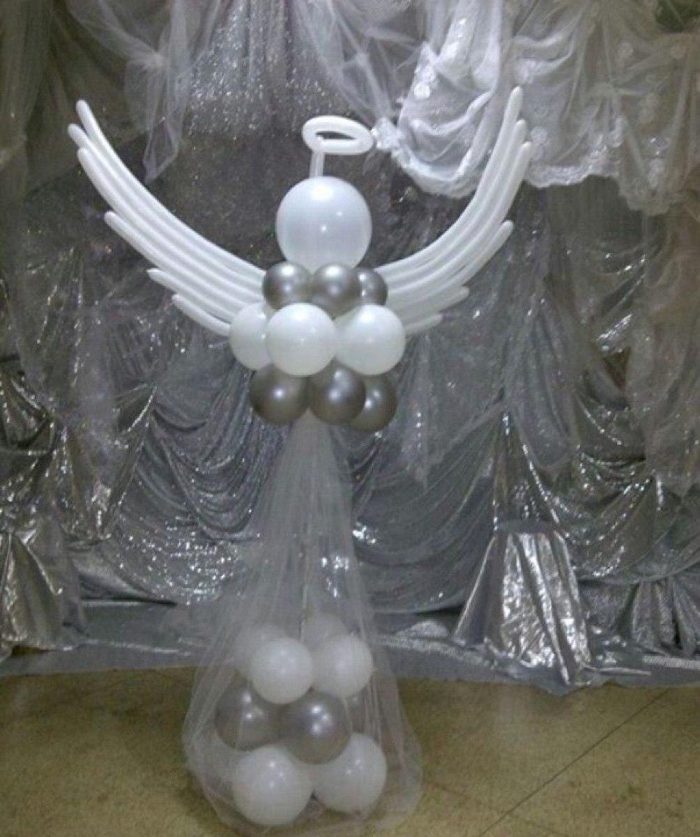 Decoracion con globos baby shower boda fiesta 15 a os for Decoracion de pared para 15 anos