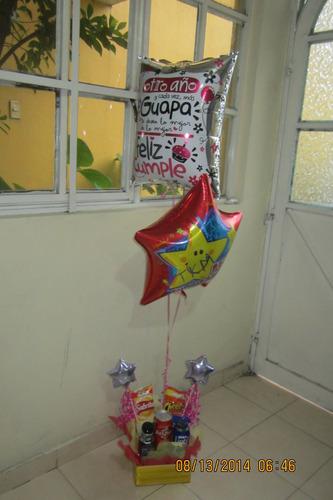 decoración globos fiestas, eventos