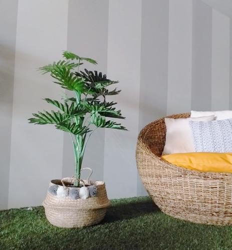 decoración hogar jardín planta, artificial
