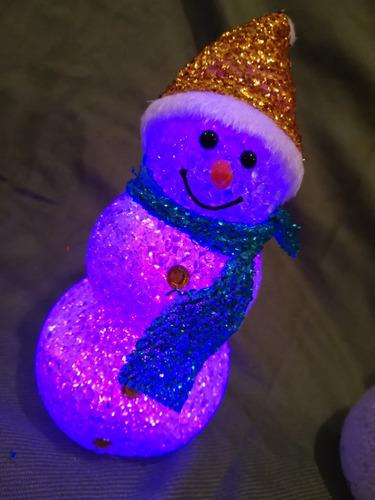 decoración navidad muñeco
