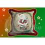 Cojin Diseñado Navidad Paso A Paso