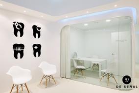 Decoración Odontología O Consultorio Dental