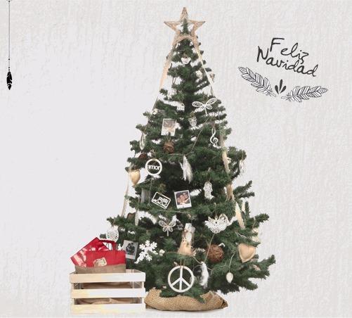 Decoración Para árbol Navidad Mediano Decoración Navideña