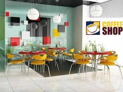 Decoracion Para Cafeterias Coffee Shop En Vinilo