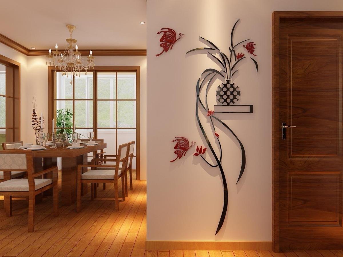 Decoracion para casa 3d planta decoracion paredes grande r - Decoracion de paredes fotos ...
