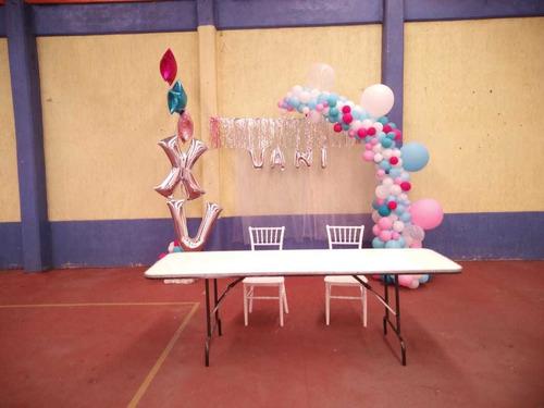 decoracion para cualquier evento