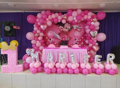 decoración para fiestas infantiles planes todo incluído