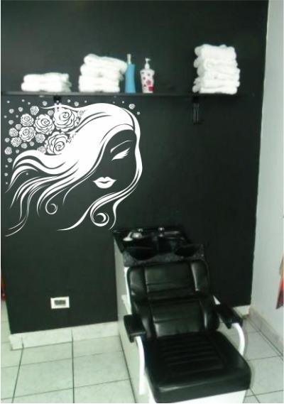 Decoracion para peluquerias salones de belleza y spa - Salones de peluqueria decoracion fotos ...