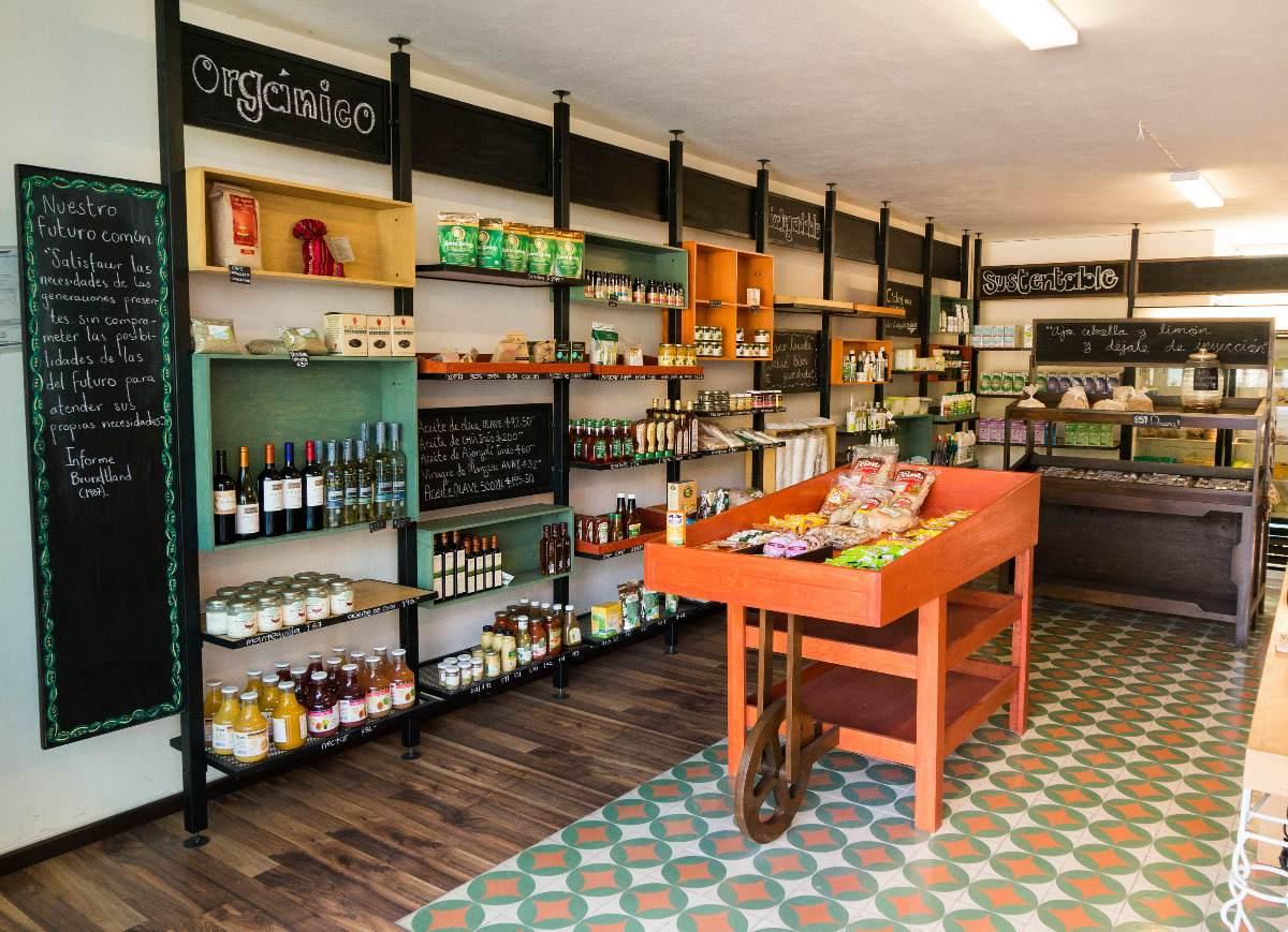 Decoracion para tiendas muebles vitrinas exhibidor fabrica for Muebles para supermercado