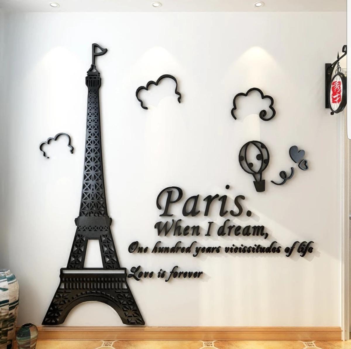 Paris decoracion