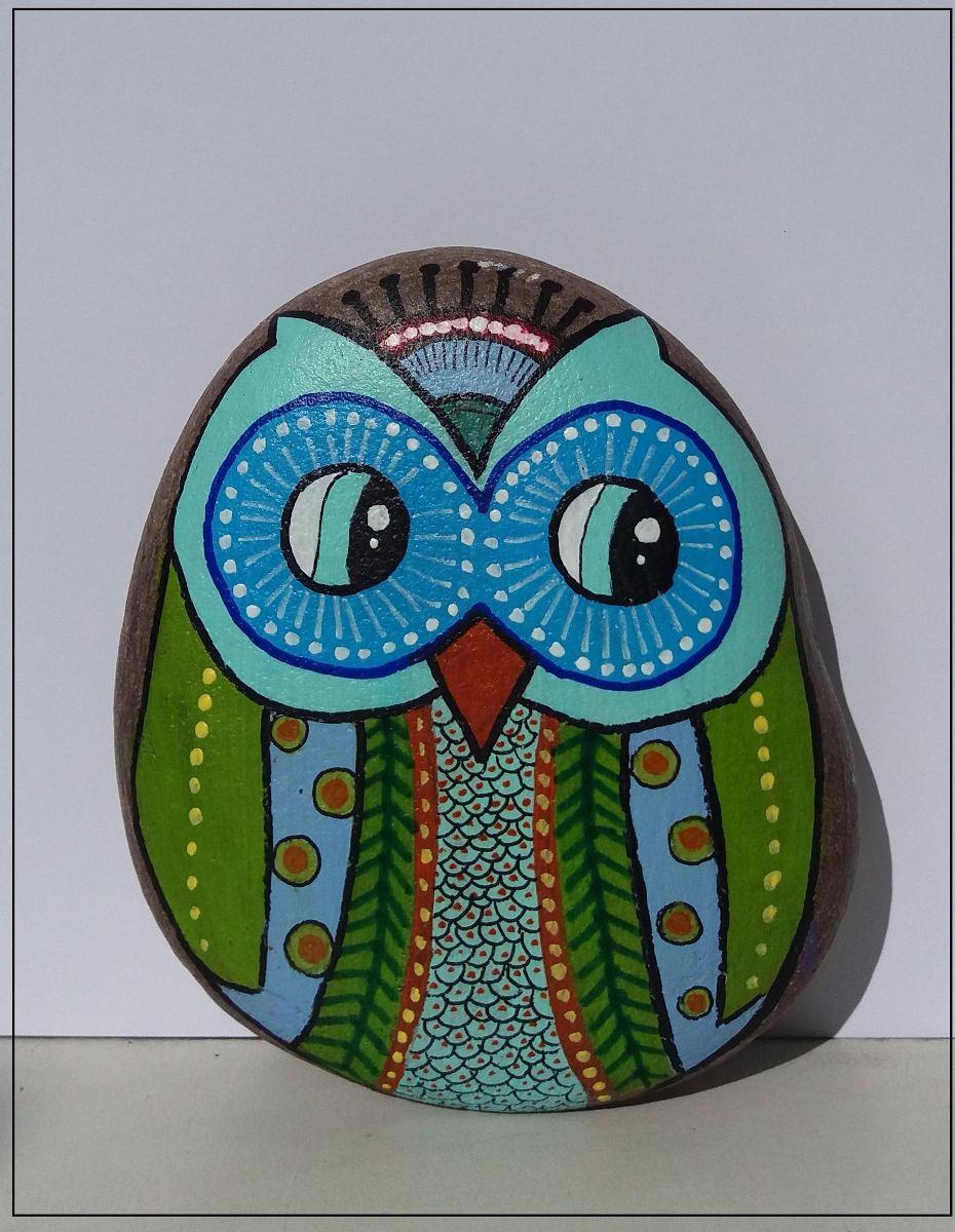 Piedras pintadas stunning piedras pintadas a mano with for Piedras pintadas a mano paso a paso