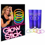 ¡manillas Neón Glowsitck Pulseras Luminosas X50u Hora Loca!!