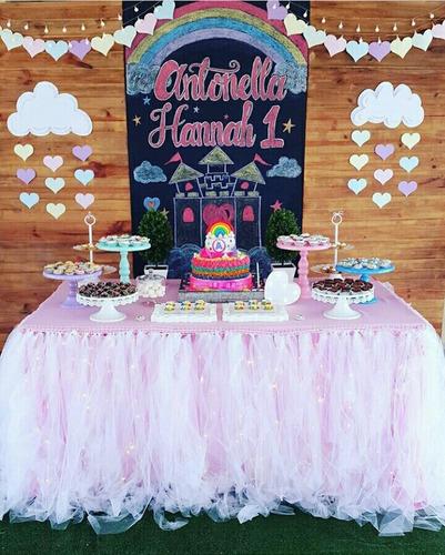 decoracion planificacion de eventos y mesas dulces