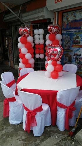 decoracion, sillas y mesa