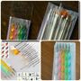 15 Pinceles Para Uña+ 5 Punteros Dobles, Nail Arte, Diseño
