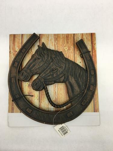decoracion vaquera hierro caballo