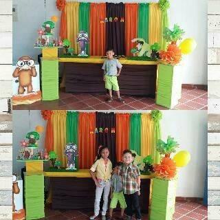 decoracion y agencia de festejos para su evento