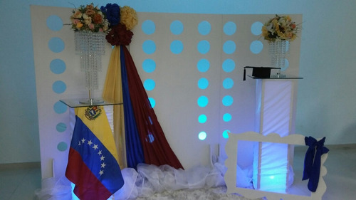 decoracion y alquiler de festejo para todo tipo de eventos