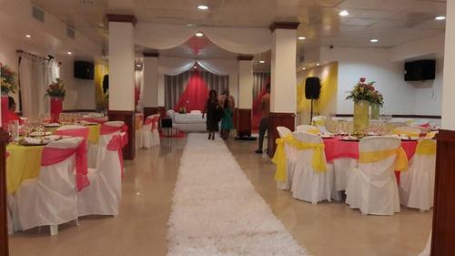 decoracion y coordinacion de eventos en general