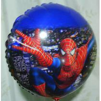 Globos Metalizados Spiderman, Campanita, Ben 10, Y Muchos +